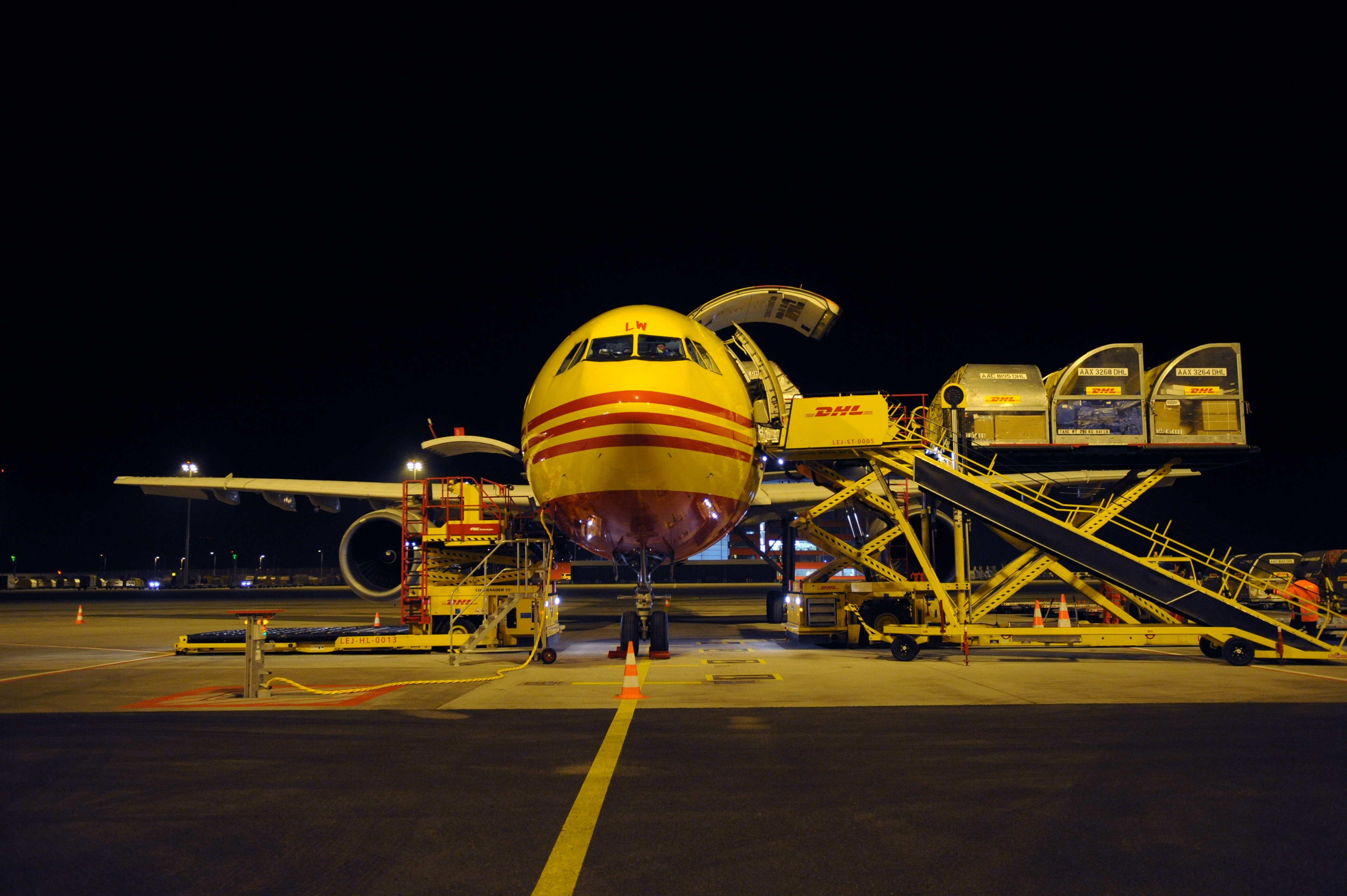 International Import and Export Services with DHL Express