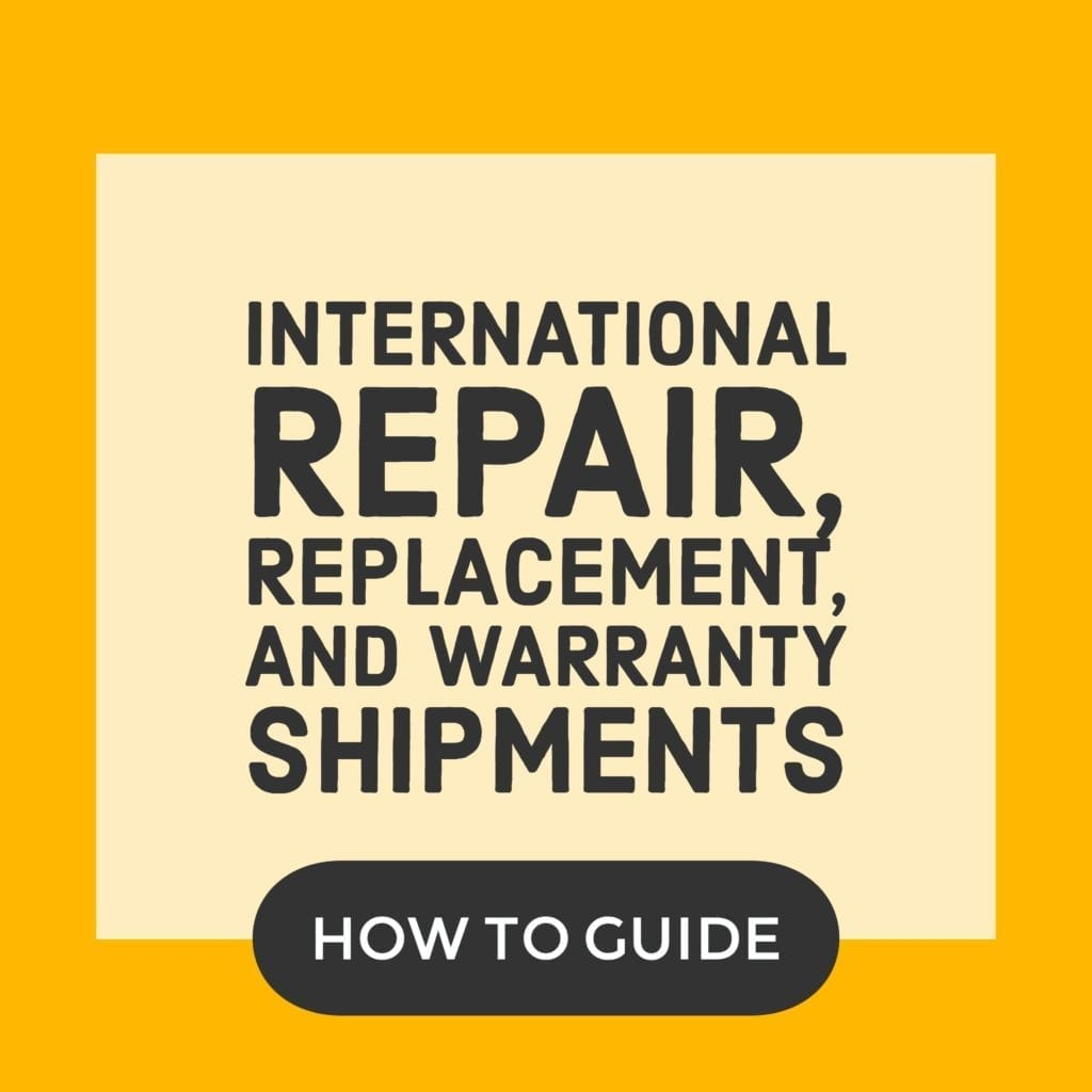 Repair, Replacement, Warranty Returns | Preferred Shipping